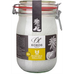 Kokosöl EG-Bio nativ , 1000 ml