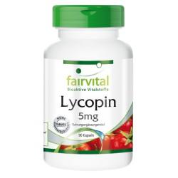 Lycopin 5mg, 90 Kapseln