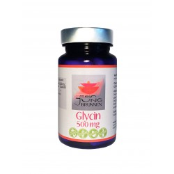 Glycin 500 mg, 60 Kapseln