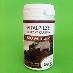 Maitake Bio, 60 Extraktkapseln