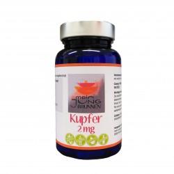 Kupfer 2 mg, 90 Kapseln