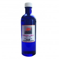 Kolloidales Silber 50 ppm, 200 ml