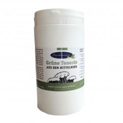 Grüne (Mineral) Tonerde extra fein 1.000 g