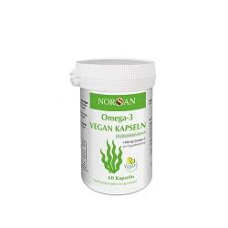 Omega 3 Vegan, 60 Kapseln