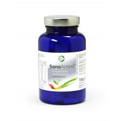 SanaAmino 8 essentielle Aminosäuren, 150 Kapseln