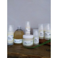 bio.pure Gesichtscreme leicht Hyaluron - Aloe, 30 ml