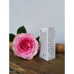 bio.rose Augen Intensivcreme mit 2-fach Hyaluron, 15 ml