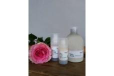 bio.rose Feuchtigkeitsfluid mit 2-fach Hyaluron, 30 ml
