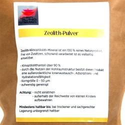 Zeolith Vulkanerde, 0,8 kg