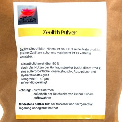 Zeolith Vulkanerde, 800 g